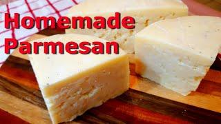 Parmesan - Homemade