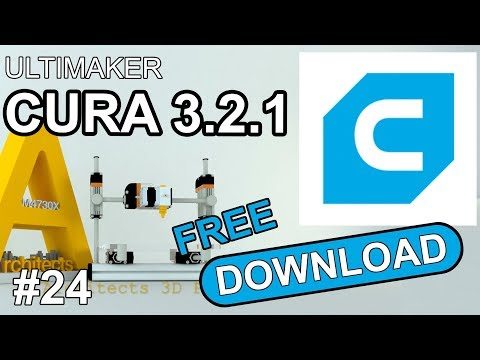 Download, Install And Configure Ultimaker Cura Software FREE