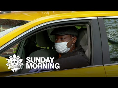 No fare! NYC cabbies face uncertain future