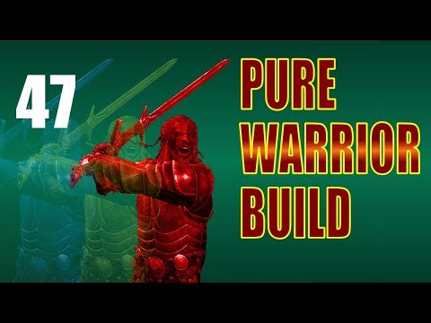 Skyrim Pure Warrior Walkthrough NO MAGIC, SURVIVAL #47: Smithing New Combat Gear, Enchanting 100