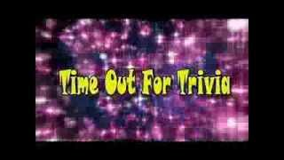 TIME OUT FOR TRIVIA-RYAN HIGA