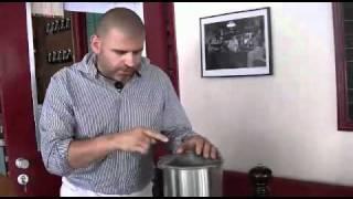 CHRISTIAN ETCHEBEST recette guacamole & jambon la cantine du troquet Sylvie Kitchen