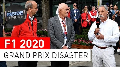 When will F1 2020 be restarted?