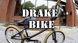 Drake Custom BMX Build @ Harvester Bikes #harvestercustom