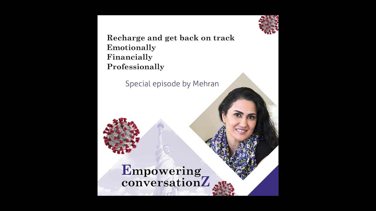 Recharge and get back on track, Emotionally, Financially, Professionally