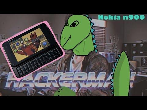 NOKIA N900 - изучаем полезный софт и игры.