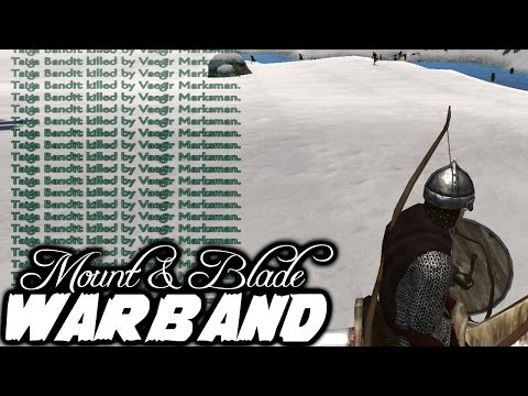 Crazy Kill-Feed - Mount and Blade Warband Episode 20 |