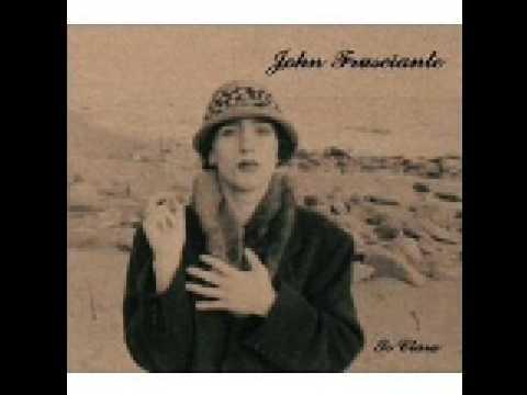 john frusciante mascara