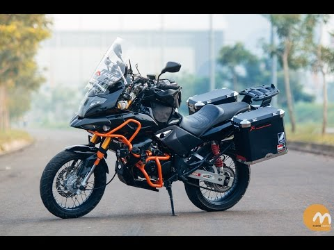 Honda Tiger 2000 Specification Modified / Modifikasi Honda Tiger 2000