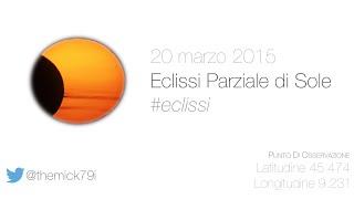 Video Solar Eclipse - Eclissi Solare [ITALY] download MP3, 3GP, MP4, WEBM, AVI, FLV Juli 2018