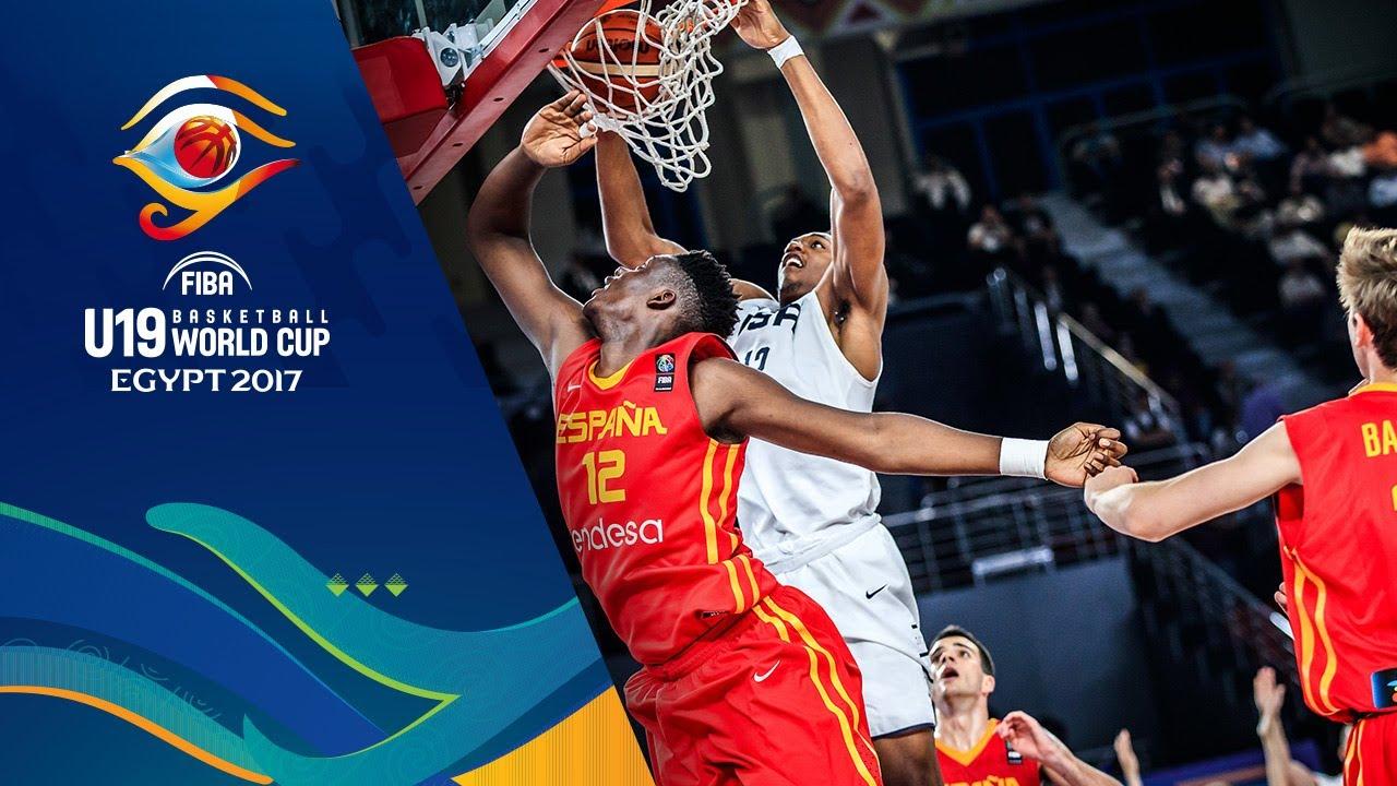 Spanien Basketball