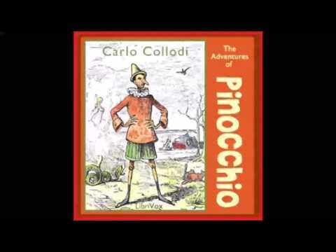 The Adventures of Pinocchio (FULL Audiobook)