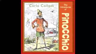 The Adventures of Pinocchio (FULL Audiobook)