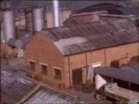 1949 film of Docker Brothers paint factory, B'ham (no sound)
