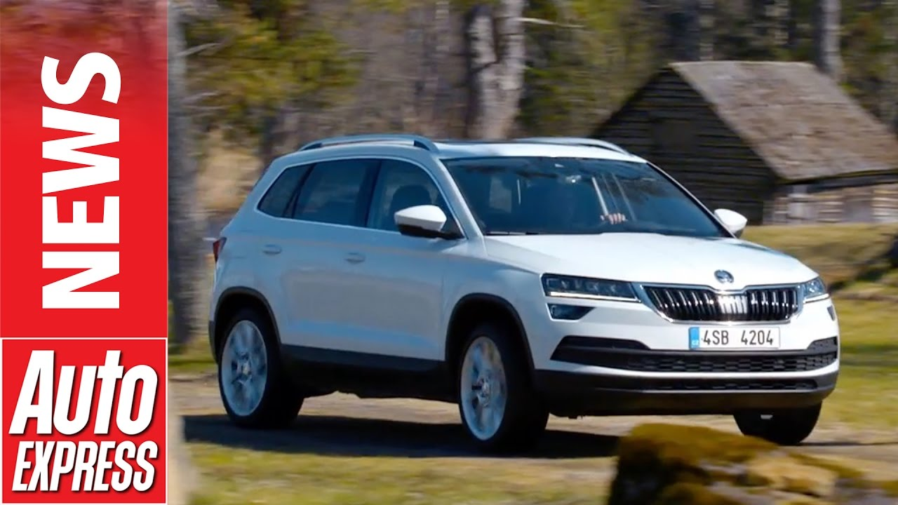 New Skoda Karoq Suv Revealed Better Than The Yeti Youtube