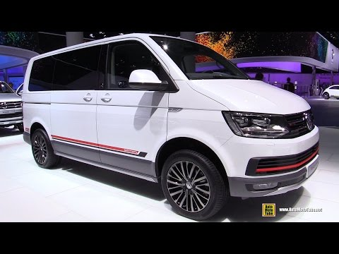 2016 Volkswagen Multivan TDI 4Motion PanAmericana - Exterior and Interiro Walkaround