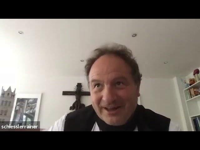 Interview mit Rainer Maria Schießler zur Corona Krise, von Ursula Lay