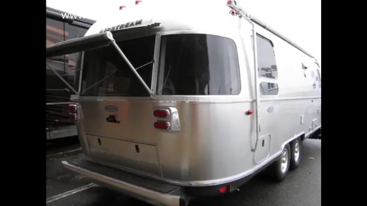 Cool New Airstream Flying Cloud 25A Twin For Sale New Jersey | FunnyDog.TV
