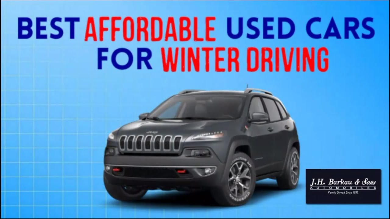 Best Affordable Used Cars