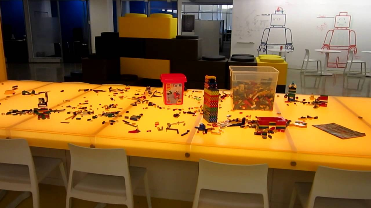 google new york office tour. Lego Play Area In Google NYC Office New York Tour
