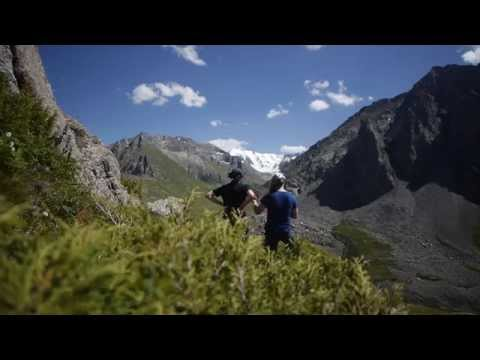 Beautiful Kyrgizstan: trekking, nature, people