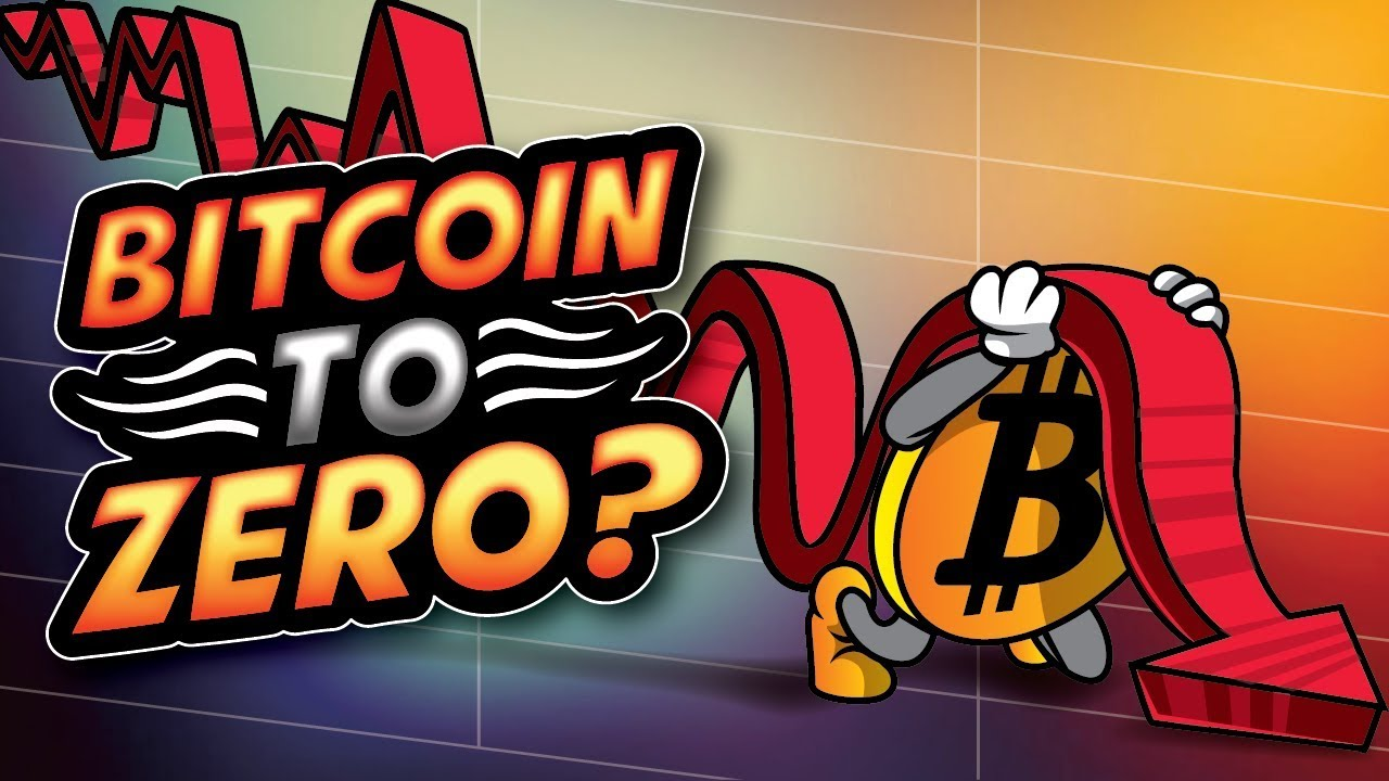 Can Bitcoin Go to Zero?