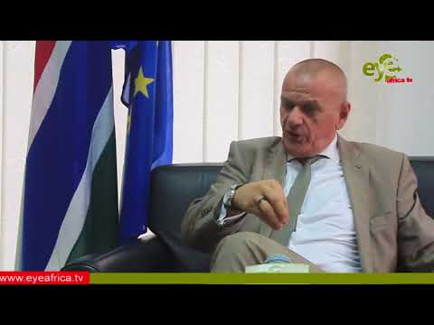 EU Funds ECOMIG Mandate in The Gambia with over 7 Million Euros