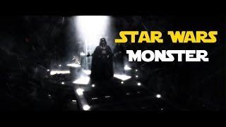 (Star Wars) Darth Vader || Monster