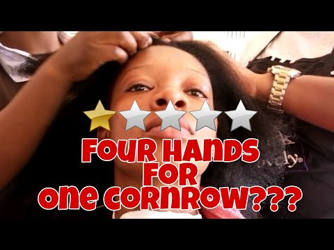 I VISITED THE WORST RATED HAIR SALON IN MY CITY  ACCRA, GHANA.