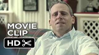 Cannes Film Festival (2014) - Foxcatcher CLIP - Steve Carell, Channing Tatum Thriller HD