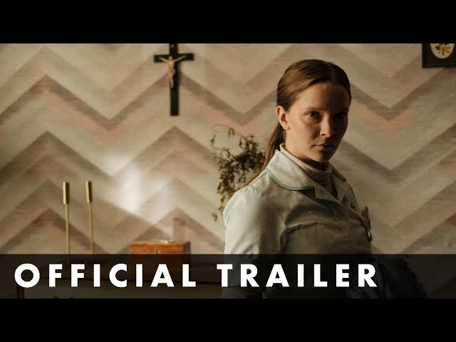 SAINT MAUD - Official Trailer - Starring Morfydd Clark and dir. by Rose Glass