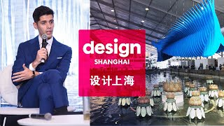 Speaking in Shanghai at Asia's Leading Design Event.