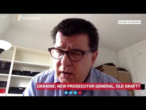 Why Poroshenko Appointed Lutsenko As Prosecutor General