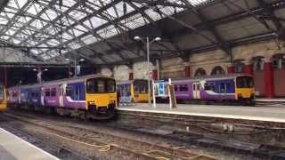 Liverpool Lime St Station to East Midlands Trains
