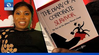 Seun Ajila Launches Diary Of A Corporate Survivor