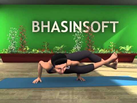 Personal Trainer : Yoga - Astavakrasana (Eight Angle Pose)