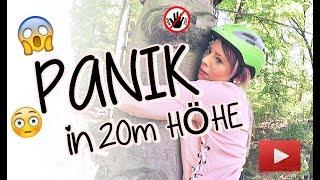 PANIK IN 20m HÖHE !!! ♡ JENNYMOMENT