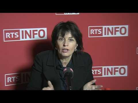 L'invité de la rédaction - Doris Leuthard