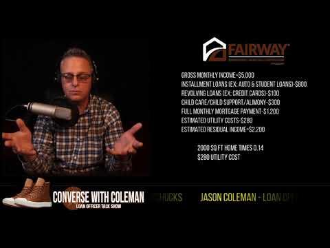 Jason Coleman VA Loan requirements Fairway Mortgage Arizona loan officer