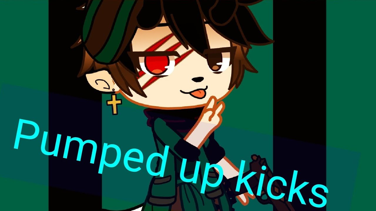 Pumped up kicksMEME[Gacha club] - YouTube