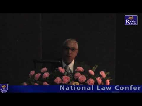 National Law ConferenceRama  University Mandhana Kanpur  PART II