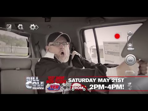 Take a Test Drive with Cledus | Bill Cole Automall Ashland KY