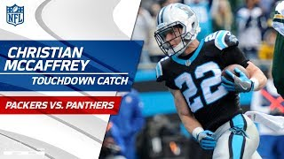 Christian McCaffrey is the MVP on Amazing TD Drive vs. Green Bay! | Packers vs. Panthers | NFL Wk 15