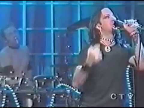 coal chamber - tyler's song(live mike bullard show)