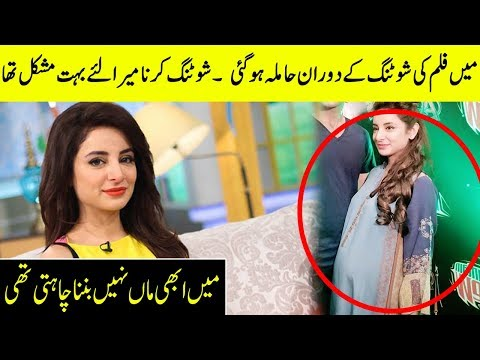 Sarwat Gilani Talks About Her Pregnancy During Film Shooting | Inteview With Farah | Desi Tv