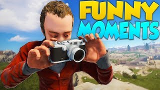 The Tyrone Paul VLOG!! (Rust Funny Moments)