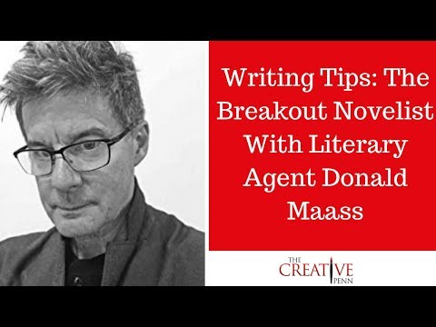 Writing Tips: The Breakout Novelist With Literary Agent Dona