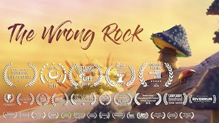 """The Wrong Rock"" by Michael Cawood @ HEROmation Award Winning CGI Animated Short Film"