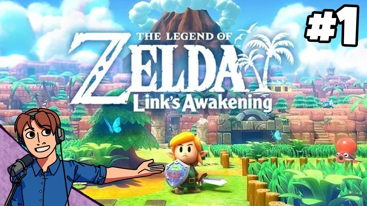 Legend of Zelda: Link's Awakening (Switch) Part 1 [STREAM ARCHIVE] │ ProJared Plays thumbnail