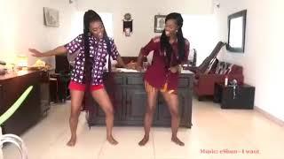 Eshun and Bestie dance to her latest